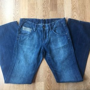 Citizens of Humanity Monaco Coin Pocket Jeans
